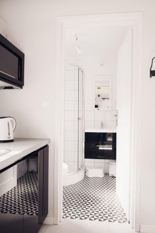 łazienka segment typu D